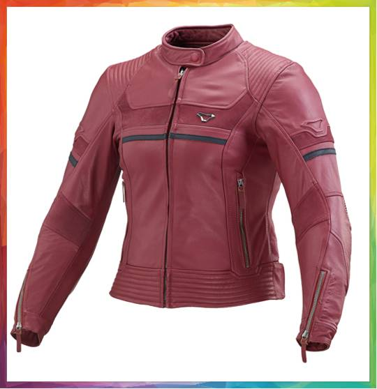 MACNA Daisy Leather jacket - women