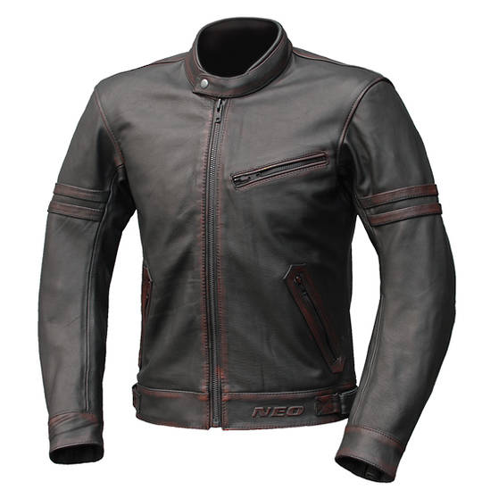 NEO Café Leather Jacket