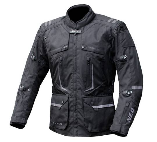 NEO Tucson Black jacket