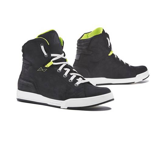 FORMA Swift Dry Boot Black-White-Lime