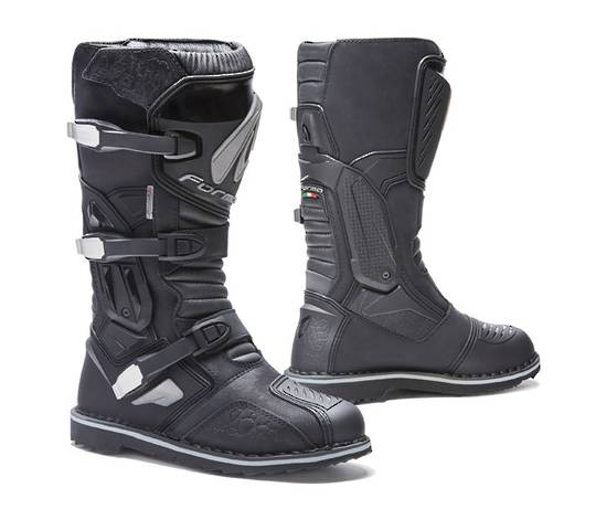 FORMA Terra Evo Black adventure boot