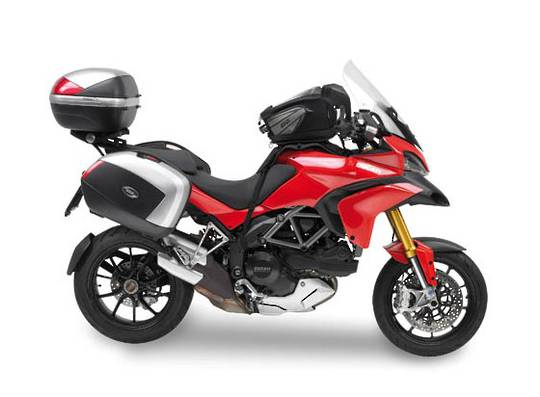 GIVI Side Stand Ext - Ducati Multistrada models