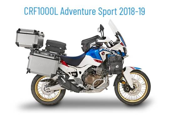 GIVI Side Stand Ext - Honda Africa Twin CRF1000L models