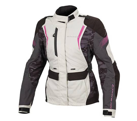 MACNA Beryl Ladies textile motorcycle jacket