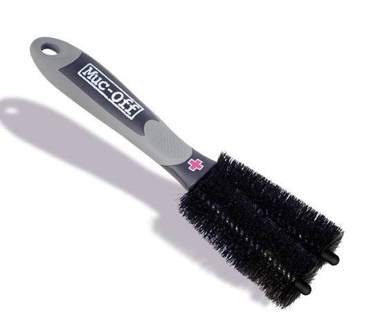 Muc-off 2 Prong Brush