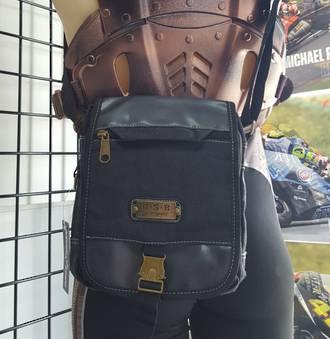 Canvas Messenger Bag mid-size
