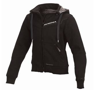 MACNA Lady Freeride Black Sweatshirt