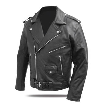 NEO Brando style leather jacket