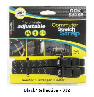 Rok Strap Adjustable Loop Ends 720mm