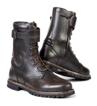 STYLMARTIN Rocket Vintage Brown Boots