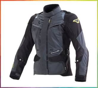 Macna Equator Ladies Nighteye textile jacket