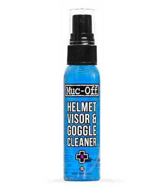 Muc-Off Helmet Visor & Goggle Cleaner 32ml spray