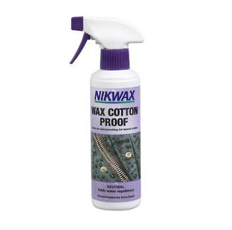 NIKWAX Waxed Cotton Proof