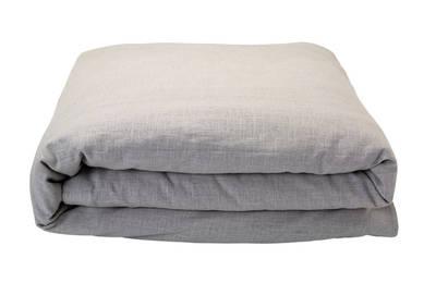 Gorgi Old World Natural Linen Cotton Duvet Cover - King Sized