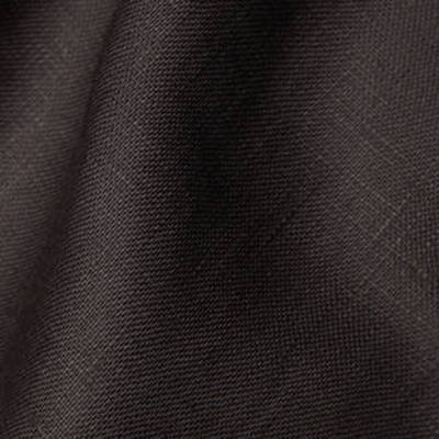 100% Linen Duvet Cover in Anthracite Charcoal by Gorgi