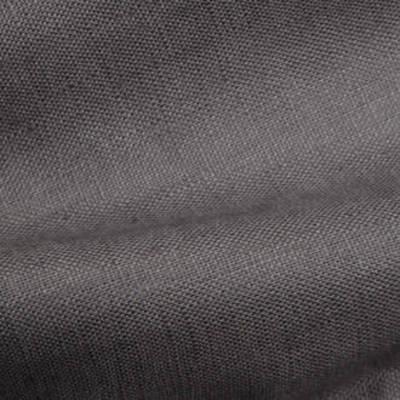 100% Linen Duvet Cover in Metal Grey by Gorgi