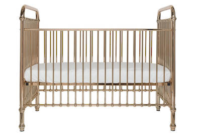 Ellie Rose Gold Cot by Incy Interiors
