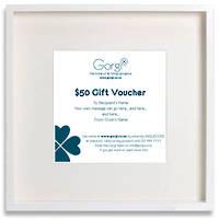 Gorgi $50 Gift Voucher