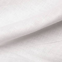 100% Linen Duvet Cover in White by Gorgi