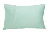 Gorgi Duck Egg Mint 100% Cotton Drill Standard Pillowcase