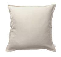 100% Linen Euro Pillowcase in Natural Sand