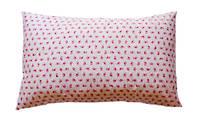 Gorgi Colour Me Pretty Pink Vintage Floral Print Pillowcase