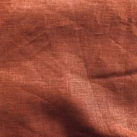 100% Linen Duvet Cover in Sienna by Gorgi - Queen Sized