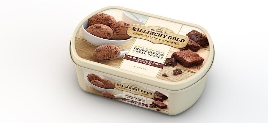 KillinchyGold Chocolate Fudge Brownie