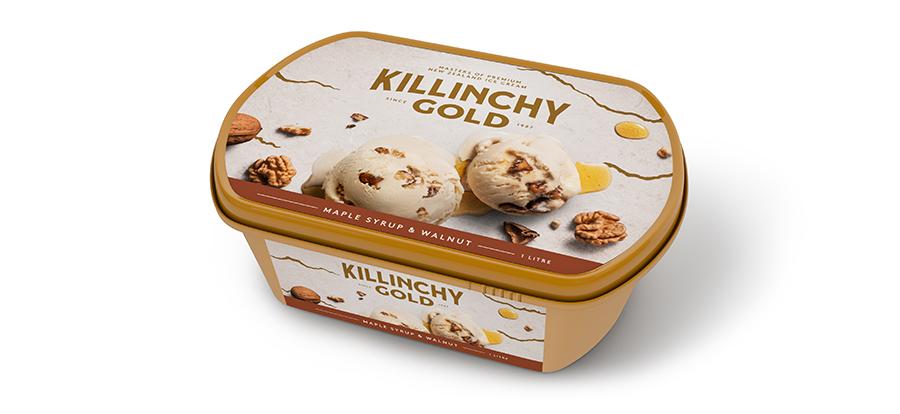 KillinchyGold Maple Syrup & Walnut
