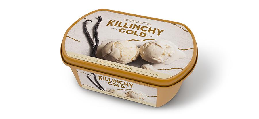 Killinchy Gold Pure Vanilla