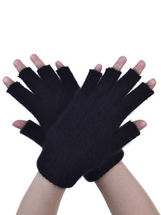 Double Pack PMS Fingerless Gloves