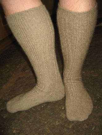 Comfort (Health) Socks - Small