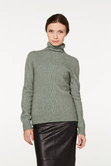 Ladies' PN Jumper Lace Detail
