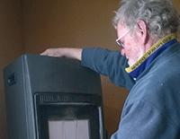 Allan heater-repairs