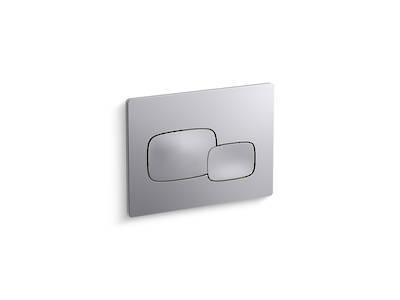 Pebble Flush Plate (Pneumatic)