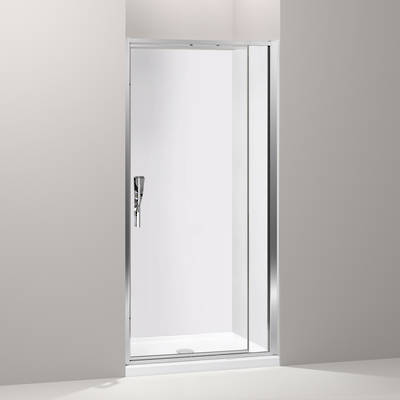 Torsion Inswing Alcove Shower