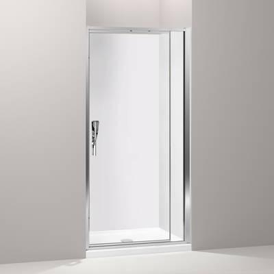 Torsion Inswing Alcove Shower
