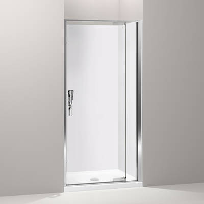 Torsion Hinge Alcove Showers
