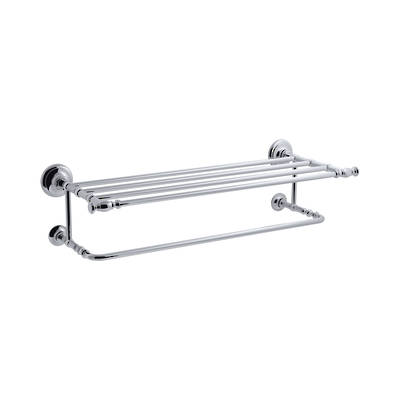 "Artifacts 24"" Double Towel Shelf"