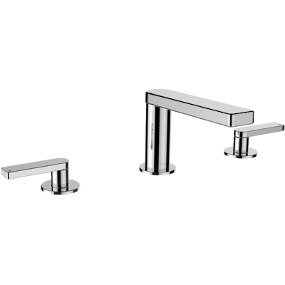 Composed 3TH Basin Set with Lever Handles Spare Parts