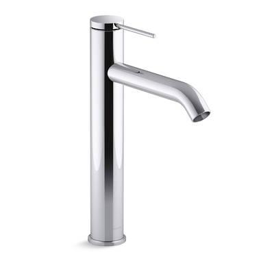 Components Tall Single Lever Basin Mixer