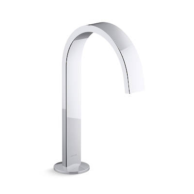 Components Hob Mount Bath Spout - Ribbon