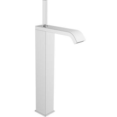 Loure Tall Basin Mixer Polished Chrome