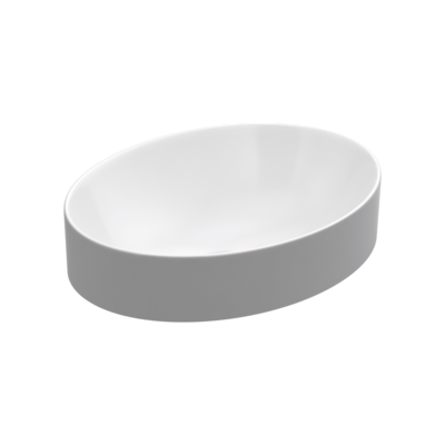 Chalice Oval Vessel Basin