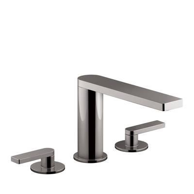 Composed 3TH Bath Set-Lever Handle Titanium