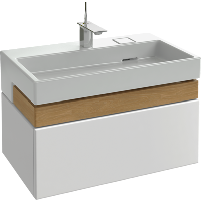 Terrace Vanity 800mm Single Bowl