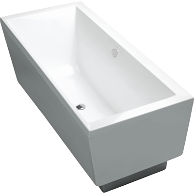 Evok Rectangular Freestanding Bath
