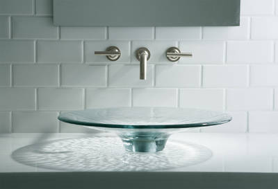 Lavinia Glass Vessel Basin