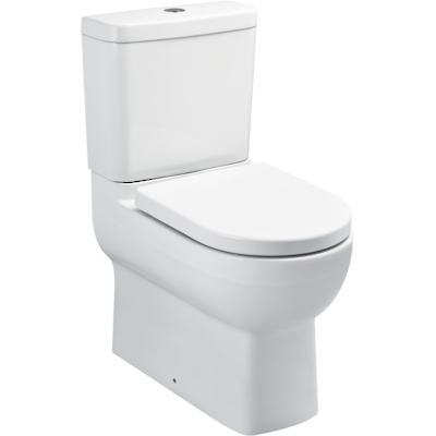 Reach Back To Wall Toilet Suite - rear or side entry