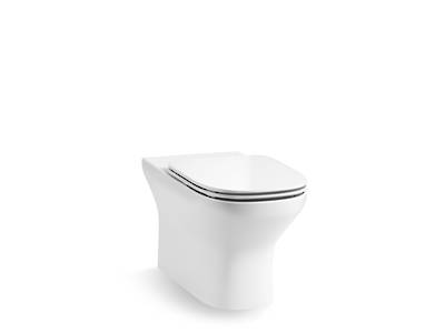 ModernLife Wall Faced Toilet Pan & Seat